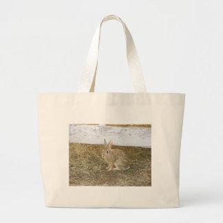 Picket Fence Bunny Bag