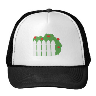 Picket Fence Mesh Hats