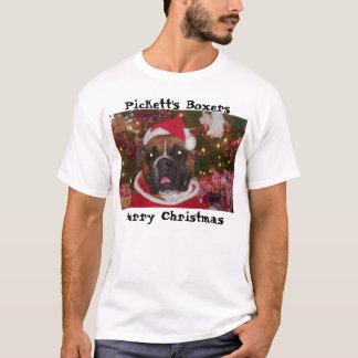 Pickett's Boxers Christmas T-Shirt