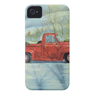 Picking up the Tree for Christmas iPhone 4 Case-Mate Cases