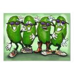 """Pickle Party Invitation 5"""" X 7"""" Invitation Card"""