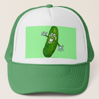 Pickle Trucker Hat