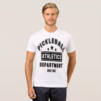 Pickleball Athletics Department T-Shirt