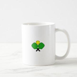 Pickleball Basic White Mug