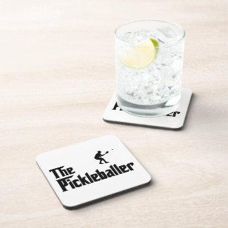 Pickleball Beverage Coaster