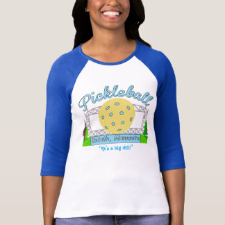 Pickleball Duluth T-Shirt
