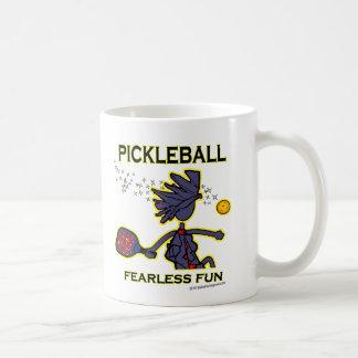 Pickleball Fearless Fun Coffee Mug
