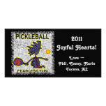 Pickleball Fearless Fun Photo Cards
