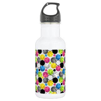 Pickleball Print 532 Ml Water Bottle