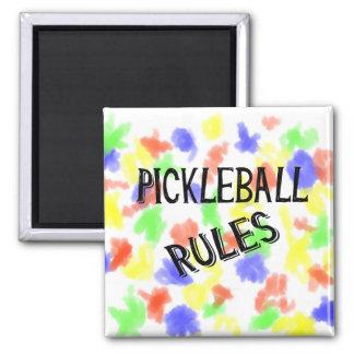 pickleball rules bernice black pickle ball magnet