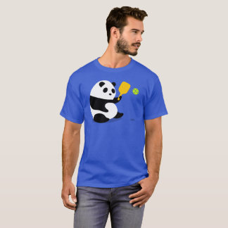"Pickleball T-shirt: ""Pickleball Panda"" T-Shirt"