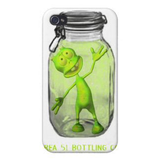 Pickled Alien iPhone 4 Cases
