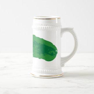 Pickles Beer Stein Mug