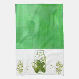 Pickles Kitchen Designs Tea Towel