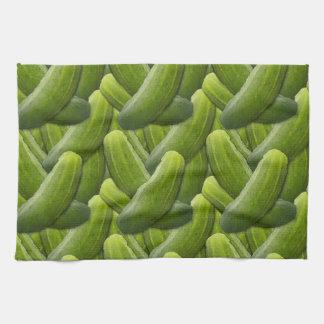 Pickles; Pickle Tea Towel