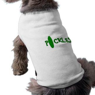 Pickles Sleeveless Dog Shirt