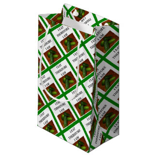pickles small gift bag
