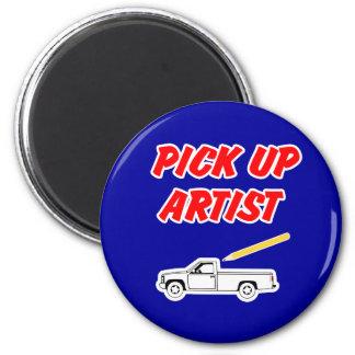 Pickup Artist Magnet