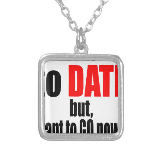 pickup line asking date red awesome party couple n silver plated necklace