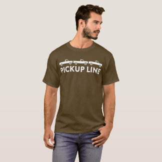 Pickup line funny flirty graphic T-Shirt