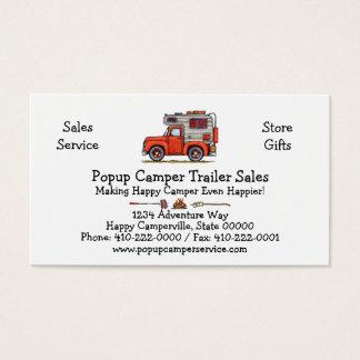 Pickup Truck Camper, RV, trailer or cabin