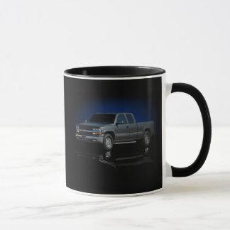 pickup truck mug