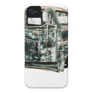 Pickup Truck Scrap Oldtimer Usa Vehicle Transport. iPhone 4 Covers