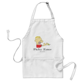 Picky Eater Apron