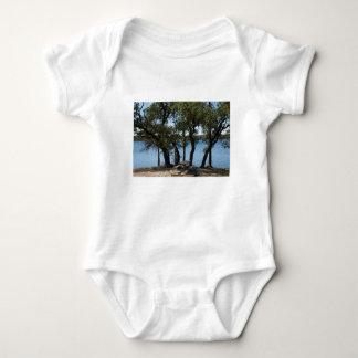 Picnic at the Lake Baby Bodysuit