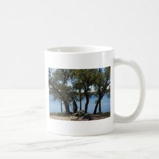 Picnic at the Lake Coffee Mug