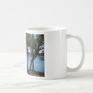 Picnic at the Lake Coffee Mug