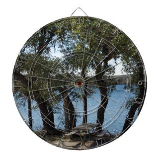 Picnic at the Lake Dartboard