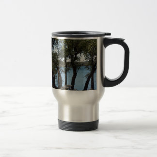 Picnic at the Lake Travel Mug