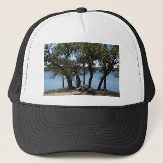Picnic at the Lake Trucker Hat