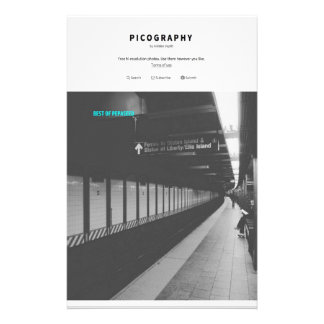picography VCVHRecords Vic Inc Store Customised Stationery