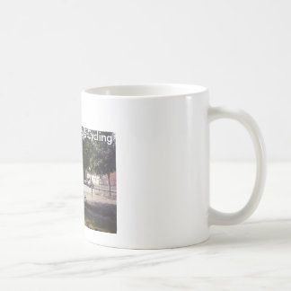 Pico's Cycling - Homebuilt Trailer Classic White Coffee Mug