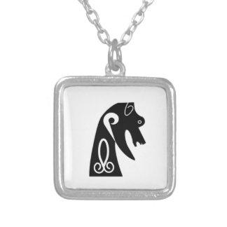 Pictish dog jewelry