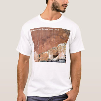 Pictographs at Capitol Reef T-Shirt