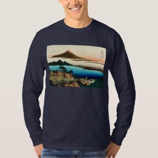 Pictorial Envelope 36 Views of Mount Fuji, Hokusai T-Shirt