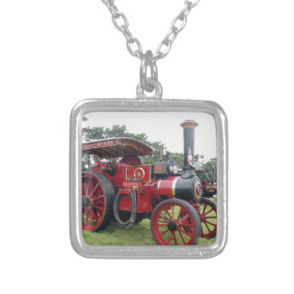 PICTURE 197 SILVER PLATED NECKLACE