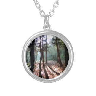 PICTURE 1 SILVER PLATED NECKLACE