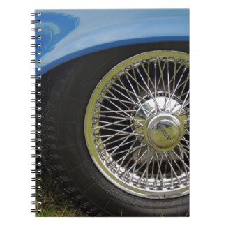 PICTURE 202 SPIRAL NOTEBOOK