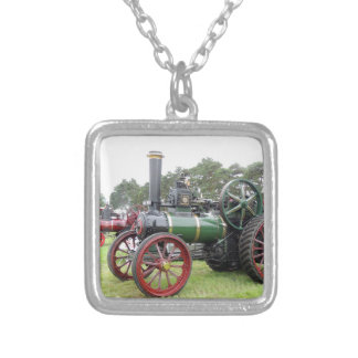 PICTURE 252 SILVER PLATED NECKLACE