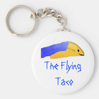 Picture 73, The Flying   Taco Basic Round Button Key Ring