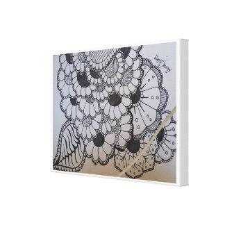 picture flowers canvas print