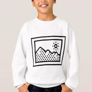Picture Frame Sweatshirt