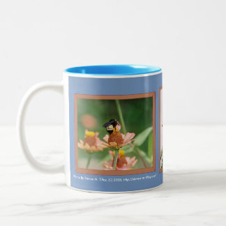 Picture Frames  Photos of flowers Two-Tone Coffee Mug