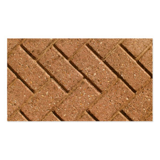 Picture of Bricks. Pack Of Standard Business Cards