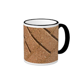 Picture of Bricks. Mug