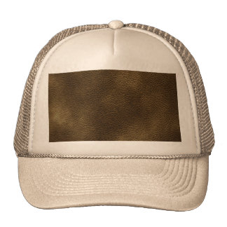 Picture of Brown Leather. Cap
